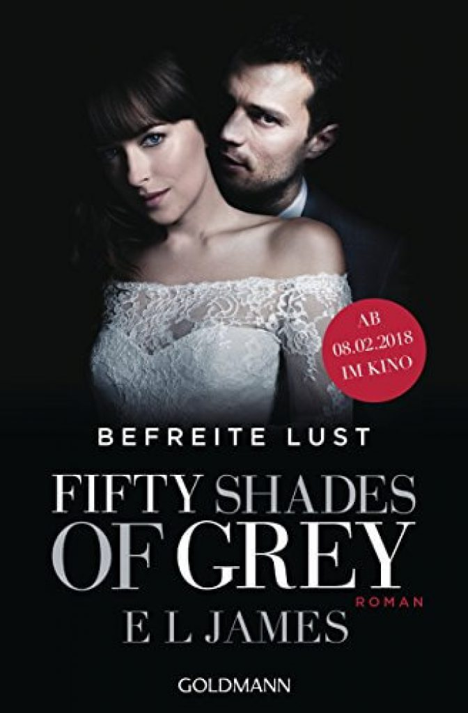 Fifty Shades of Grey 3 - Befreite Lust - hörbuch