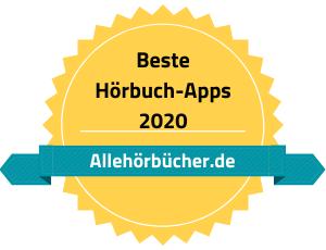 Beste Hörbuch-Apps 2020